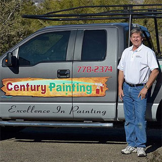 Century Painting - paint contractor and  painting company for interior and exterior painting in prescott, cottonwood, sedona, camp verde, dewey, and mayer AZ. Experience Excellence in Painting!